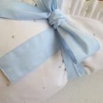 detail Stříbrná - modrá
